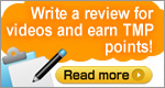 Write a review for videos and earn TMP points!